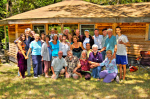 2012 Bridging Retreat, group photo